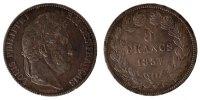 5 Francs 1837 BB France Louis-Philippe AU(50-53)  215,00 EUR Gratis verzending