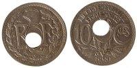 10 Centimes 1931 France Lindauer EF(40-45)  80,00 EUR  + 6,00 EUR frais d'envoi