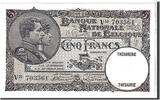 5 Francs 1929 Belgien  AU(55-58)  60,00 EUR  zzgl. 10,00 EUR Versand