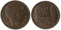 10 Francs 1946 B Frankreich Turin EF(40-45)  90,00 EUR  zzgl. 10,00 EUR Versand