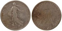 Moderns (1900-1958) 1 Franc 1903 sge French Moderns Frankreich IIIRd Rep... 130,00 EUR