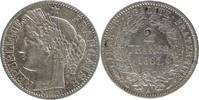Semi Moderns (1805-1899) 2 Francs 1887 Paris ss+ French Moderns Frankrei... 140,00 EUR