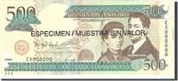 500 Pesos Oro 2006 Dominican Republic Undated, KM:179s1 UNZ  75,00 EUR  +  10,00 EUR shipping