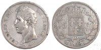 5 Francs 1828 K France Charles X VF(30-35)  100,00 EUR  excl. 10,00 EUR verzending