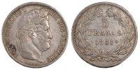 5 Francs 1831 K France Louis-Philippe EF(40-45)  130,00 EUR  +  10,00 EUR shipping