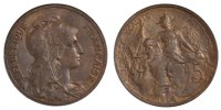 5 Centimes 1898 Paris France Dupuis MS(60-62)  70,00 EUR  Excl. 10,00 EUR Verzending