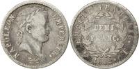 1/2 Franc 1812 T France Napoléon I VF(20-25)  90,00 EUR  +  10,00 EUR shipping