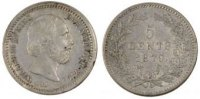 Netherlands 5 Cents 1879 ss+ Foreign Coins Münzen Netherlands, William I... 78.55 US$