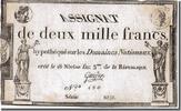 2000 Francs 1795 France  EF(40-45)  230,00 EUR free shipping