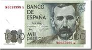 Spain 1000 Pesetas 1979 unz- Foreign Banknoten Spain, 1000 Pesetas type ... 90,00 EUR