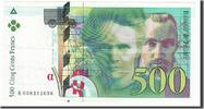 500 Francs 1994 France  AU(55-58)  85.06 US$ 76,00 EUR  +  11.19 US$ shipping