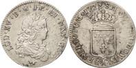 1/3 Ecu 1722 A Frankreich 1/3 Écu de France Louis XV EF(40-45)  206.41 US$ 190,00 EUR  +  10.86 US$ shipping