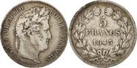 5 Francs 1843 K Frankreich Louis-Philippe VF(20-25)  75,00 EUR  +  10,00 EUR shipping