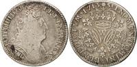 1/4 Ecu 1713 W Frankreich 1/4 Écu aux 3 couronnes Louis XIV VF(20-25)  145,00 EUR  Excl. 10,00 EUR Verzending