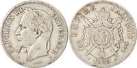 2 Francs 1869 BB Frankreich Napoléon III Napoleon III VF(20-25)  100,00 EUR  +  10,00 EUR shipping