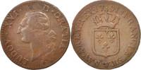 Sol 1791 W France Louis XVI, Sol ou sou, Lille, Copper, KM:578.16 S+  90,00 EUR  Excl. 10,00 EUR Verzending