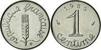 Fifth Republic (1959-2001) 1 Centime 1985 PROOF French Moderns Frankreic... 90,00 EUR