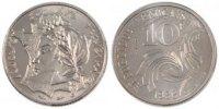 10 Francs 1986 France Vème République, 10 Francs République Essai STGL  120,00 EUR  + 6,00 EUR frais d'envoi