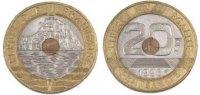 20 Francs 1996 France Mont Saint Michel MS(65-70)  80,00 EUR  +  10,00 EUR shipping