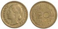 20 Francs 1950 France  MS(65-70)  100,00 EUR  +  10,00 EUR shipping