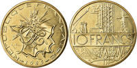 Fifth Republic (1959-2001) 10 Francs 1985 PROOF French Moderns Frankreic... 7278 руб