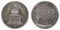 100 Francs 1985 Paris France Panthéon MS(65-70)  70,00 EUR  +  10,00 EUR shipping