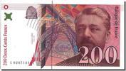 200 Francs 1996 France  UNC(60-62)  55,00 EUR  +  10,00 EUR shipping