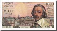 1000 Francs 1955 Frankreich  UNC(63)  250,00 EUR