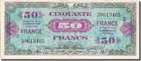 50 Francs 1944 France  UNC(63)  4056 руб 55,00 EUR  +  737 руб shipping