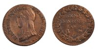 French Revolution (1789-1804) 5 Centimes 1800 Genève ss French Revolutio... 400,00 EUR