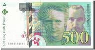500 Francs 1995 France  UNC(64)  8225 руб 110,00 EUR  +  748 руб shipping