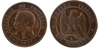 Semi Moderns (1805-1899) 10 Centimes 1857 Bordeaux s French Moderns Fran... 90,00 EUR