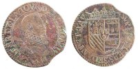 2 Liards 1614 FRENCH STATES  VF(30-35)  6364 руб 70,00 EUR