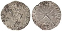 French Royal Florette Royal French coins Frankreich Königreichr CHARLES VII, Florette