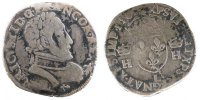 French Royal Teston 1561 Bayonne s Royal French coins Frankreich Königre... 140,00 EUR