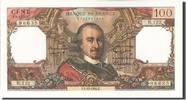 100 Francs 1965 France  UNC(63)  95,00 EUR  + 6,00 EUR frais d'envoi