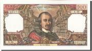 100 Francs 1964 France  AU(55-58)  60,00 EUR  Excl. 10,00 EUR Verzending