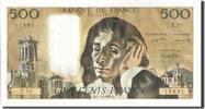 500 Francs 1969 Frankreich  UNC(63)  350,00 EUR envoi gratuit