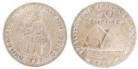 50 Centimes 1948 FRENCH OCEANIA  MS(65-70)  8153 руб 120,00 EUR  +  679 руб shipping