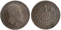 Germany 5 Mark 1903 Stuttgart ss+ Foreign Coins Münzen Wilhelm II, Germa... 99.98 US$