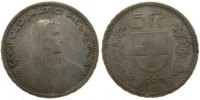 Switzerland 5 Francs 1923 Bern unz- Foreign Coins Münzen Switzerland, 5 ... 3899 руб