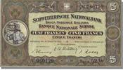 5 Franken 1951 Switzerland  UNC(63)  70,00 EUR  +  10,00 EUR shipping