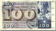 100 Franken 1970 Schweiz  AU(50-53)  80,00 EUR