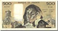 500 Francs 1981 France  AU(50-53)  100,00 EUR  +  10,00 EUR shipping