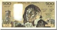 500 Francs 1983 France  UNC(63)  120,00 EUR  +  10,00 EUR shipping