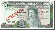 5 Pounds 1975 Gibraltar  UNC(65-70)  282.99 US$ 250,00 EUR  +  11.32 US$ shipping