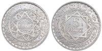 5 Francs 1950 (a) Morocco  MS(65-70)  110,00 EUR  +  10,00 EUR shipping