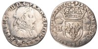 Teston 1576 France 1574-1589 Henri III VF(20-25)  280.95 US$ 250,00 EUR  +  11.24 US$ shipping