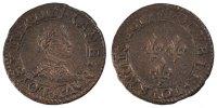 Double Tournois 1617 A France Double tournois, buste enfantin Louis XII... 70,00 EUR  Excl. 10,00 EUR Verzending