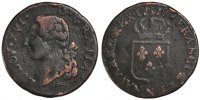 French Royal Sol 1778 Montpellier s Royal French coins Frankreich Königr... 60,00 EUR